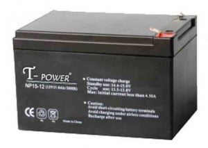 12v 15amp batteries