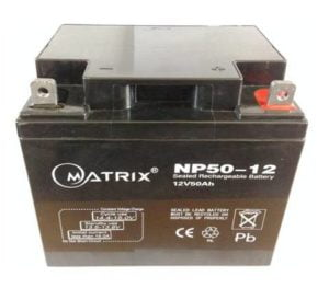 12v 50amp batteries