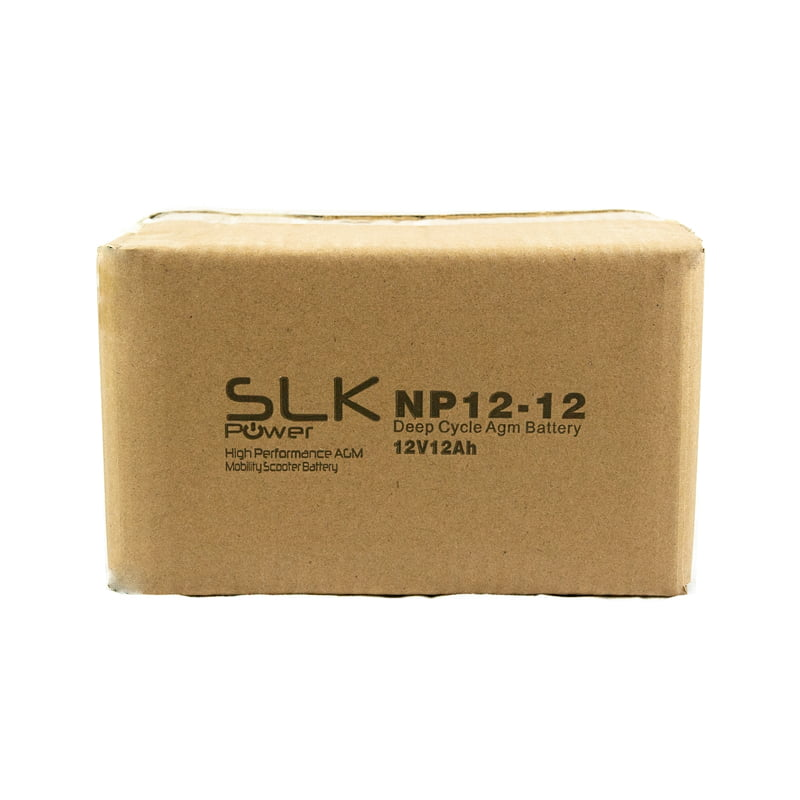 12v 12ah Box