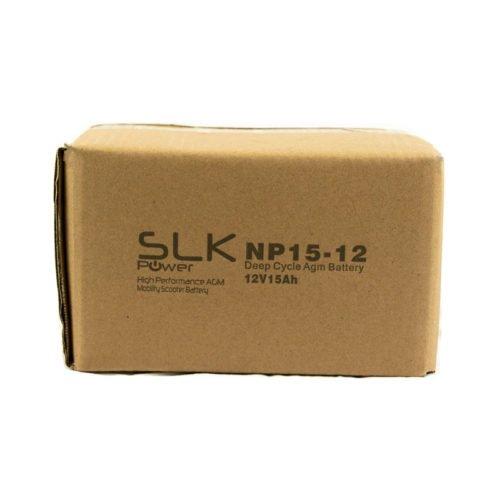 12v 15ah Box