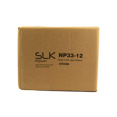 12v 33ah Box