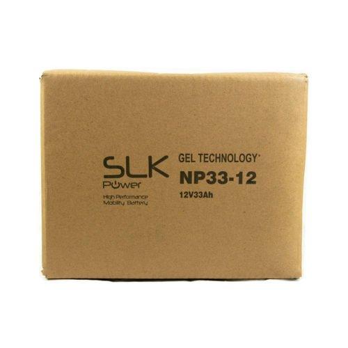 12v 33ah Gel Box