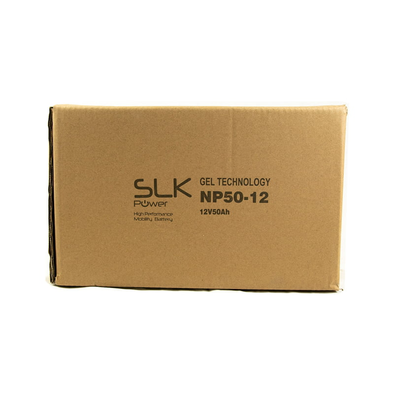 12v 50ah Gel Box